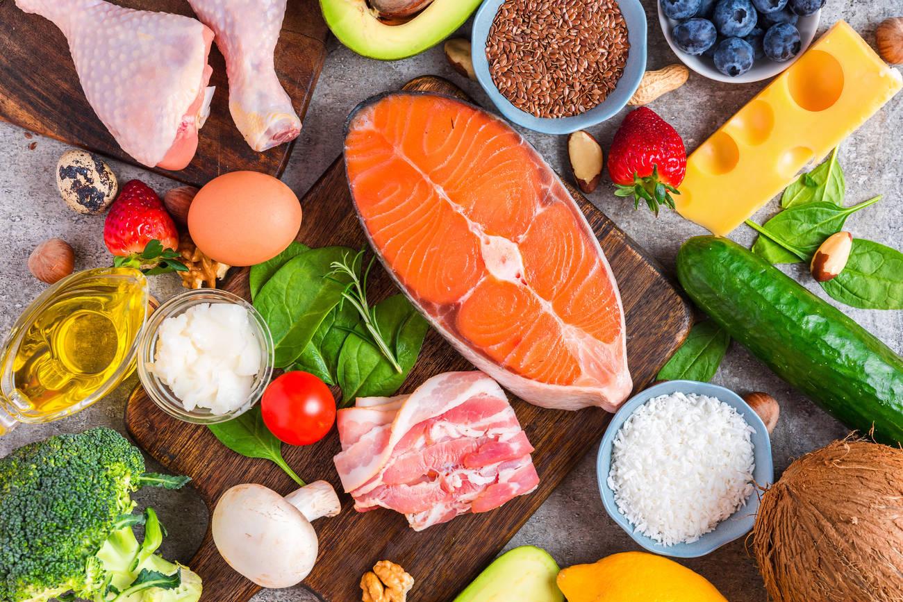 Ejemplo de Dieta Cetogénica Para 7 Días (Lista con Menú)